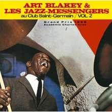 Art Blakey (1919-1990): Au Club Saint-Germain Vol.2, CD
