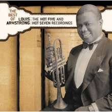 Louis Armstrong (1901-1971): The Best Of The Hot Five And Hot Seven Recordings, CD