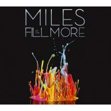 Miles Davis (1926-1991): Miles At The Fillmore: Miles Davis 1970: The Bootleg Series Vol. 3 (Digipack) (Blu-Spec CD2), 4 CDs
