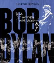Bob Dylan: The 30th Anniversary Concert Celebration (Region A), Blu-ray Disc