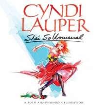 Cyndi Lauper: She's So Unusual (30th Anniversary Edition) + Bonus (2 Blu-Spec CD2 + DVD), 2 CDs und 1 DVD