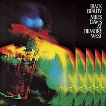 Miles Davis (1926-1991): Black Beauty: Live At Fillmore West 1970 (Reissue), 2 CDs