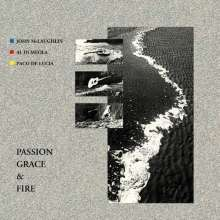 Paco de Lucia, Al Di Meola & John McLaughlin: Passion, Grace & Fire, CD