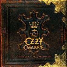 Ozzy Osbourne: Memoirs Of A Madman (Digisleeve) (Blu-Spec CD2), CD