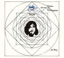 The Kinks: Lola Versus Powerman And The Moneygoround Part One + Bonus (Blu-Spec CD2), 2 CDs