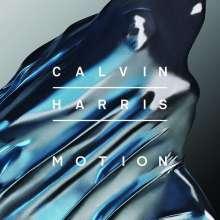 Calvin Harris: Motion, CD