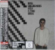 Noel Gallagher's High Flying Birds: Chasing Yesterday (Limited Edition), 2 CDs