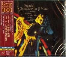 Cesar Franck (1822-1890): Symphonie d-moll, XRCD
