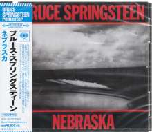 Bruce Springsteen: Nebraska (Remaster), CD