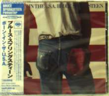 Bruce Springsteen: Born In The U.S.A. (Remaster), CD