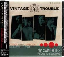 Vintage Trouble: The Swing House Acoustic Sessions, CD