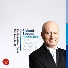 Richard Strauss (1864-1949): Ein Heldenleben, Super Audio CD