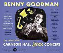 Benny Goodman (1909-1986): The Famous 1938 Carnegie Hall Concert, 2 CDs