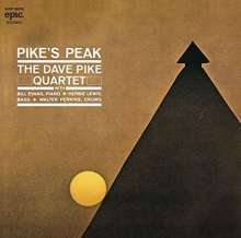 Dave Pike (1938-2015): Pike's Peak, CD