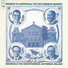 Dave Brubeck (1920-2012): Brubeck In Amsterdam 1962 (Reissue), CD