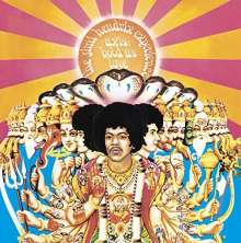 Jimi Hendrix: Axis: Bold As Love (Blu-Spec CD2), CD