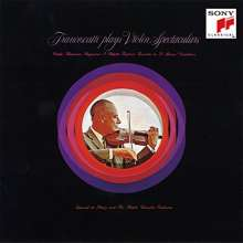 Zino Francescatti plays Violin Spectaculars, CD