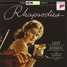 The Philadelphia Orchestra - Rhapsodies, CD