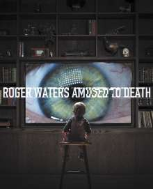Roger Waters: Amused To Death (Hybrid-SACD) (Limited Edition) (Digibook Hardcover), SACD