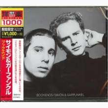 Simon & Garfunkel: Bookends +Bonus, CD