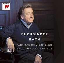 Rudolf Buchbinder - Bach (Blu-spec CD), CD