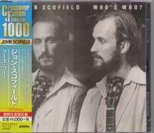 John Scofield (geb. 1951): Who's Who?, CD