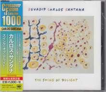 Carlos Santana: The Swing Of Delight, CD