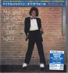 Michael Jackson (1958-2009): Off The Wall (Special Edition) (Blu-Spec CD2 + Blu-ray) (Digisleeve), 1 CD und 1 Blu-ray Disc
