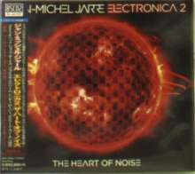 Jean Michel Jarre: Electronica 2: The Heart Of Noise (Blu-Spec CD2) (Digipack), CD