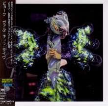 Björk: Vulnicura: Live (Digisleeve), CD