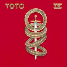 Toto: Toto IV, CD
