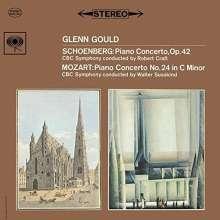 Arnold Schönberg (1874-1951): Klavierkonzert op.42, CD