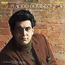 Placido Domingo - Romantic Arias, CD