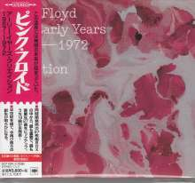 Pink Floyd: The Early Years 1967 - 1972 Cre/ation (Digipack), 2 CDs