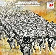 Leonard Bernstein dirigiert Märsche (Blu-spec CD), CD