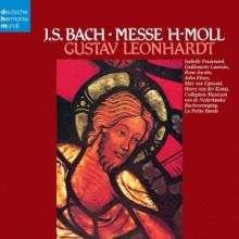 Johann Sebastian Bach (1685-1750): Messe h-moll BWV 232 (Blue-spec-CD), 2 CDs