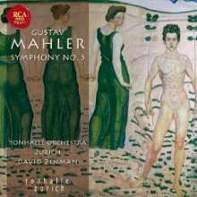 Gustav Mahler (1860-1911): Symphonie Nr.5 (Blu-spec CD), Super Audio CD