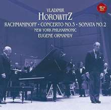 Sergej Rachmaninoff (1873-1943): Klavierkonzert Nr.3 (Blu-spec CD), CD