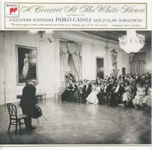 Pablo Casals - A Concert at the White House (Blu-spec CD), CD