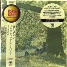 Yoko Ono (geb. 1933): Yoko Ono/Plastic Ono Band (Digisleeve), CD