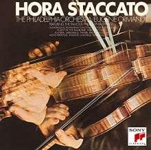 The Philadelphia Orchestra - Hora Staccato, CD