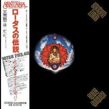Santana: Lotus: Live In Japan 1973 (Hybrid-SACDs 4.0) (Vinyl-Single-Format), 3 CDs
