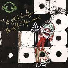 """A Tribe Called Quest: We The People ... (Limited-Edition), Single 7"""""""