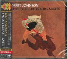 Robert Johnson: King Of The Delta Blues Singers, CD
