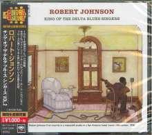 Robert Johnson: King Of The Delta Blues Singers Vol.II +Bonus, CD