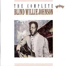 Blind Willie Johnson: The Complete Blind Willie Johnson, 2 CDs