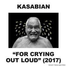 Kasabian: For Crying Out Loud +Bonus, 2 CDs