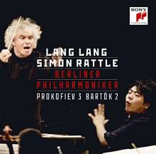 Lang Lang - Prokofieff & Bartok (Deluxe-Edition mit DVD) (Blu-spec CD), 1 CD und 1 DVD