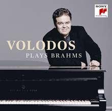 Johannes Brahms (1833-1897): Klavierstücke opp.76,117,119 (Blue-spec CD), CD