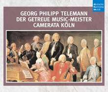 Georg Philipp Telemann (1681-1767): Der getreue Music-Meister (Blu-spec CD), 5 CDs
